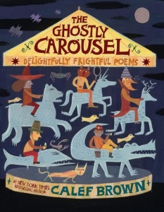 Review of The Ghostly Carousel: Delightfully Frightful Poems