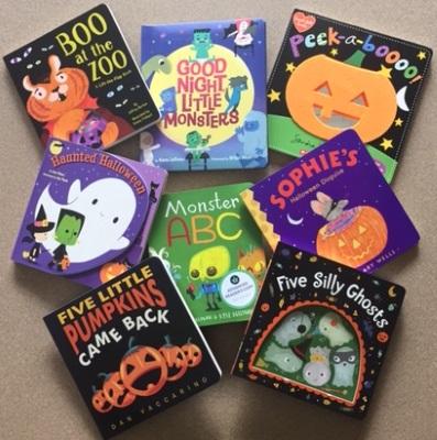Happy Halloween from The Horn BoooOOOoook!