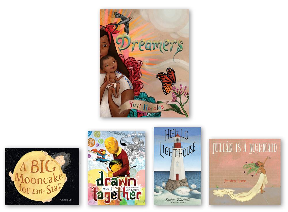 And the winner of the 2019 Calling Caldecott mock vote is…