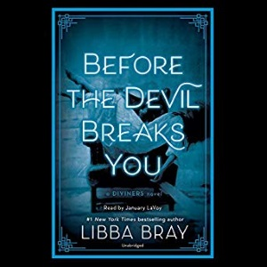 Review of Before the Devil Breaks You: A Diviners Novel audiobook