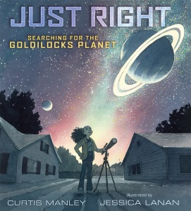 Review of Just Right: Searching for the Goldilocks Planet