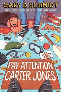 Review of Pay Attention, Carter Jones