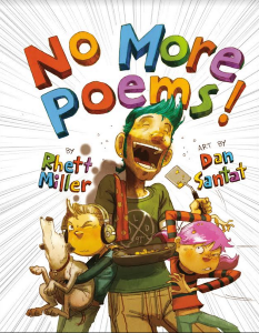 Review of No More Poems!: A Book in Verse That Just Gets Worse