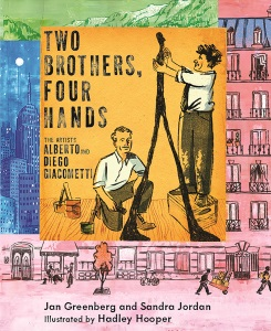 Review of Two Brothers, Four Hands: The Artists Alberto and Diego Giacometti