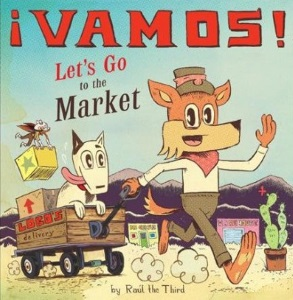 Review of ¡Vamos!:  Let's Go to the Market