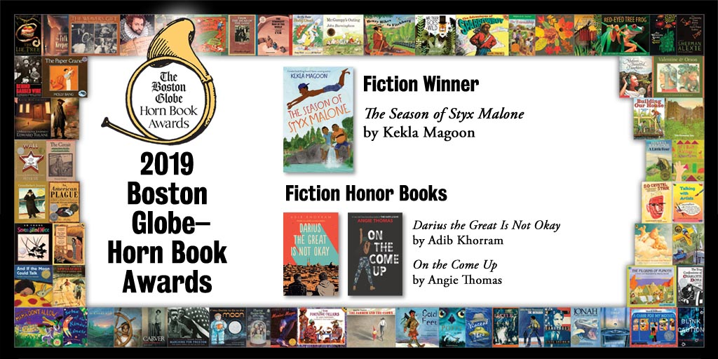 2019 BGHB Fiction & Poetry Award winners extras