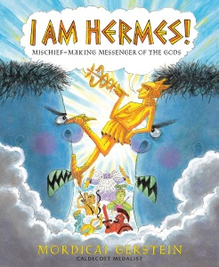 Review of I Am Hermes!: Mischief-Making Messenger of the Gods
