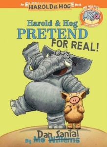 Review of Harold & Hog Pretend for Real!