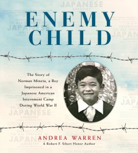 Review of Enemy Child: The Story of Norman Mineta, a Boy Imprisoned in a Japanese American Internment Camp During World War II