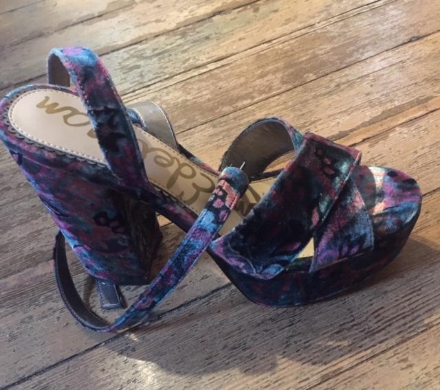 Upcoming CSK gala -- ridiculous shoes