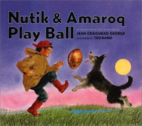 Nutik and Amaroq Play Ball