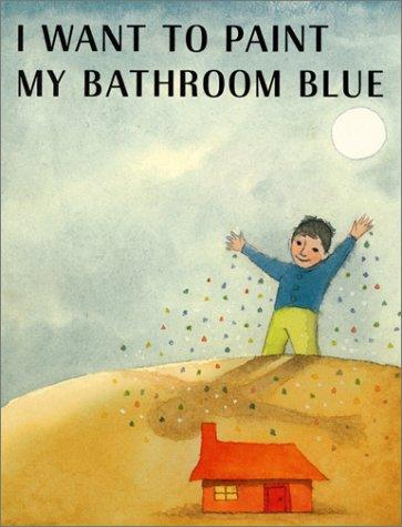 I Want to Paint My Bathroom Blue