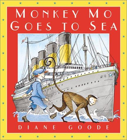 Monkey Mo Goes to Sea
