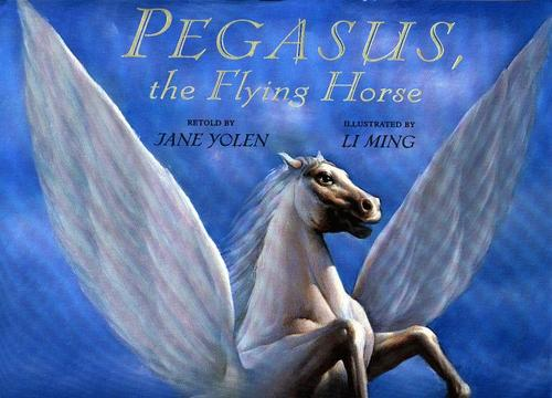 Pegasus, the Flying Horse