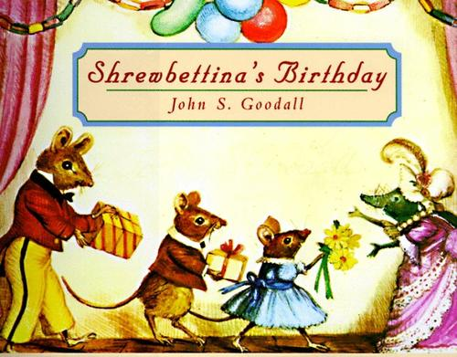 Shrewbettina's Birthday