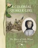 A Colonial Quaker Girl