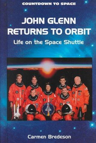 John Glenn Returns to Orbit