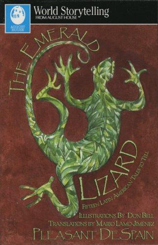 The Emerald Lizard / La lagartija esmeralda