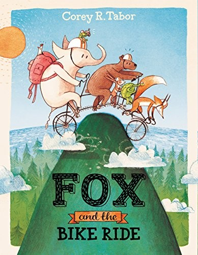 Fox and the Bike Ride
