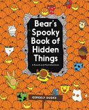 Bear's Spooky Book of Hidden Things