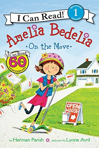 Amelia Bedelia on the Move