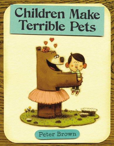 Children Make Terrible Pets