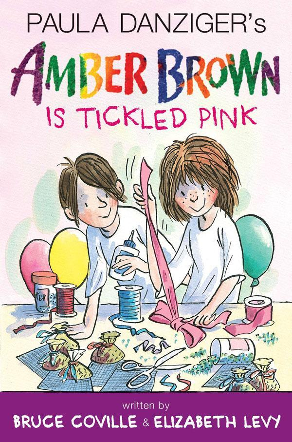 Paula Danziger's Amber Brown Is Tickled Pink