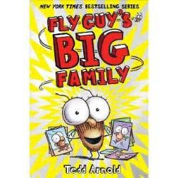 Fly Guy's Big Family