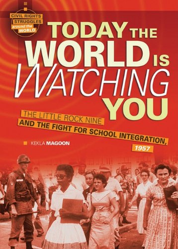 Today the World Is Watching You