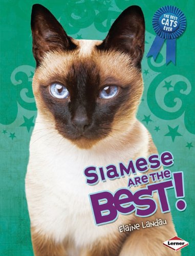 Siamese Are the Best!