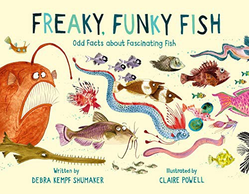 Freaky, Funky Fish