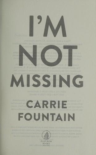I'm Not Missing