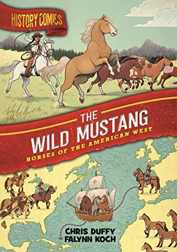 The Wild Mustang