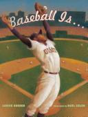 Baseball Is...