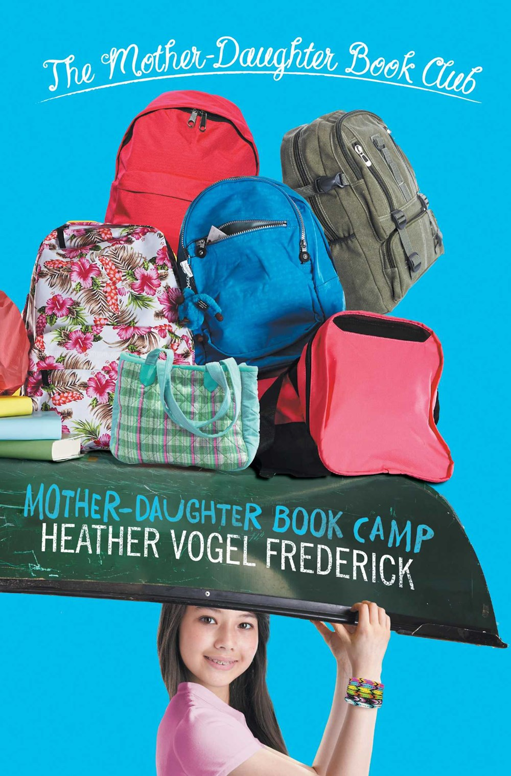 Mother-Daughter Book Camp