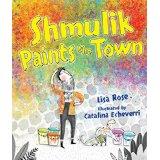 Shmulik Paints the Town