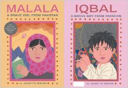 Malala, a Brave Girl from Pakistan / Iqbal, a Brave Boy from Pakistan