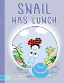 Snail Has Lunch