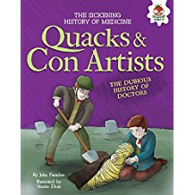 Quacks & Con Artists