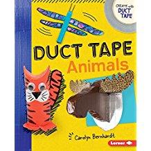 Duct Tape Animals