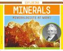 Exploring Minerals