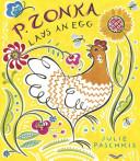 P. Zonka Lays an Egg