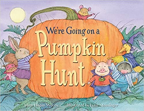 We're Going on a Pumpkin Hunt