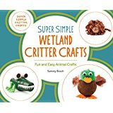 Super Simple Wetland Critter Crafts