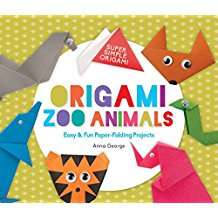 Origami Zoo Animals