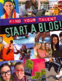 Start a Blog!