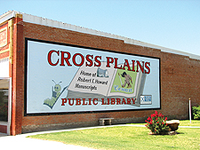 Library Journal, February 1, 2010: Cross Plains Public Library, TX