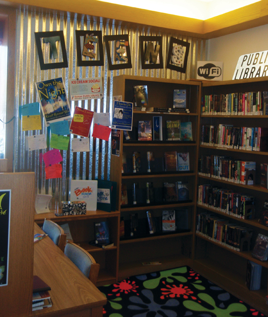 Librarians Pick Their Favorite Furniture for Teens | Library ...