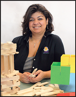Michelle Perera - Movers & Shakers 2013