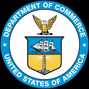 U.S. Department of Commerce Seal